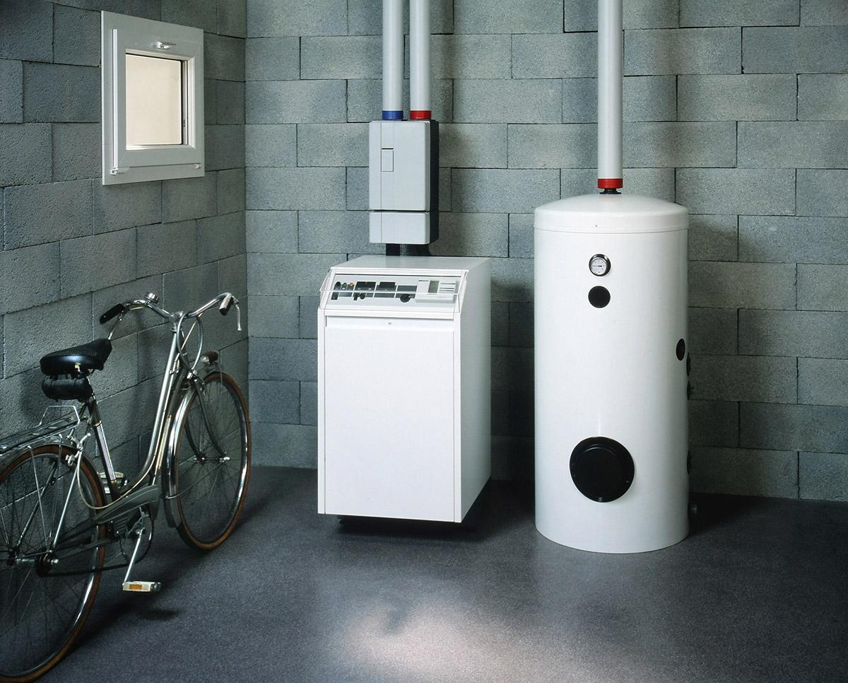 Отопление в частном доме с газовым котлом своими руками